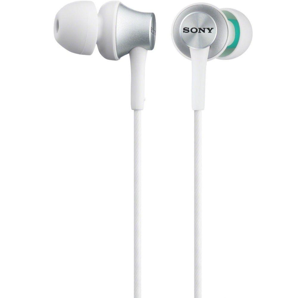 Проводные наушники Sony MDR-EX450 – это стильный дизайн и превосходное  качество звука! Максимальная мощность этой модели составляет 100 мВт – вы  будете ... 3452f7b62147e