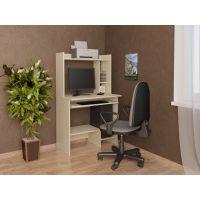 Стол компьютерный Аквилон СТК-5.1 млечный дуб