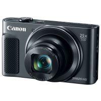 Цифровой фотоаппарат Canon PowerShot SX620 HS чёрный