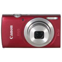 Цифровой фотоаппарат Canon IXUS 185 красный