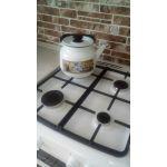Комбинированная плита Hansa FCMW58023 цвет белый