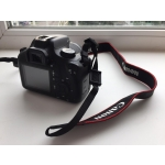 Зеркальный фотоаппарат Canon EOS 4000D Kit цвет чёрный