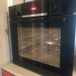 Электрический духовой шкаф Bosch HBF534EB0R цвет чёрный