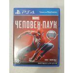 Игра для Sony PS4 Marvel Человек-паук русская версия