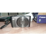 Цифровой фотоаппарат Canon PowerShot SX620 HS цвет чёрный