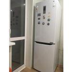Холодильник LG GA-B419 SQGL цвет белый