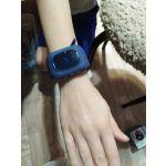 Смарт часы Кнопка Жизни KP911 цвет синий
