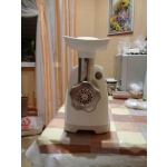 Мясорубка Moulinex ME 6201 цвет белый/серый