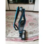Вертикальный пылесос Tefal TY6751WO цвет голубой/черный