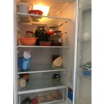 Холодильник Indesit DFE 4200 S цвет серебристый
