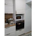 Электрический духовой шкаф Electrolux EZB 52430 AX цвет серебристый/черный