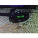 Радиоприемник с часами Ritmix RRC-616 цвет чёрный