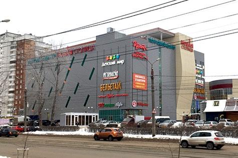 Улица Мира, дом 37, ТЦ «Новая Столица», 3 этаж