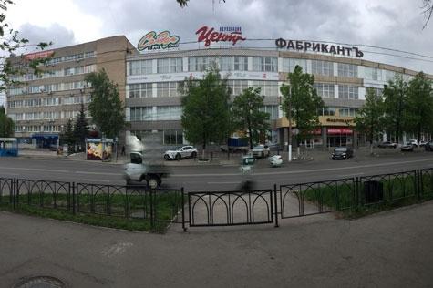 Проспект Ленина, дом 89, ТЦ «ФабрикантЪ», 2 этаж