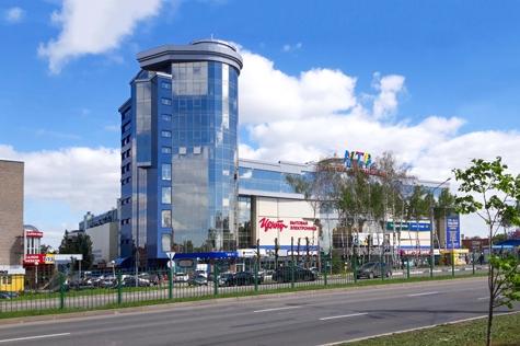 Проспект И.Я.Яковлева, дом 4, строение Б