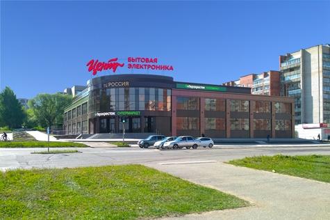 Проспект Россия, дом 34