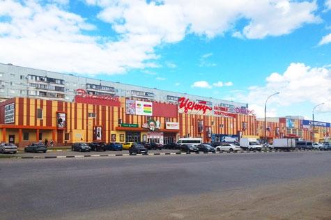 Проспект Ульяновский, дом 16, ТЦ «Оптимус», 2 этаж
