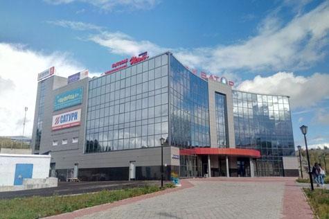 Улица 20-летия Победы, дом 117Б, ТЦ «Экватор», 1 этаж